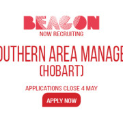 Southern Area Manager - Hobart Recruitment Job